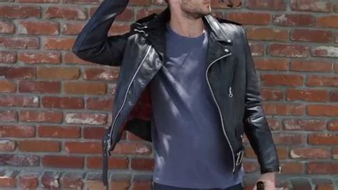 Leather Nyc by Schott Nyc Perfecto Leather Jacket Details