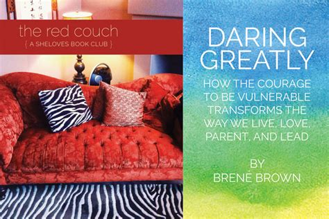 the red couch book the red couch daring greatly discussion sheloves magazine