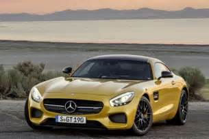 all new cars photos all new 2016 mercedes amg gt s sports car breaks cover