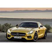 All New 2016 Mercedes AMG GT S Sports Car Breaks Cover
