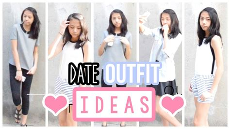 9 date outfits valentines day lookbook style youtube mini date lookbook valentine s day outfit ideas
