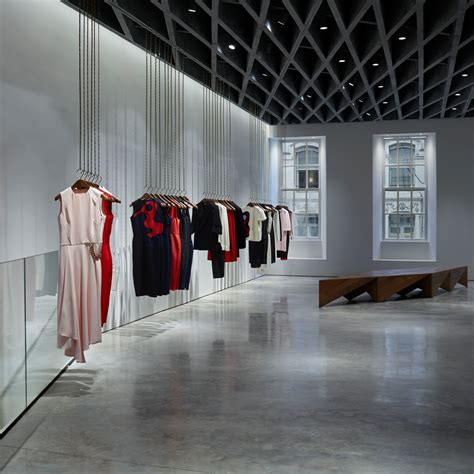 design fashion warehouse 10 of the most minimal boutiques on dezeen