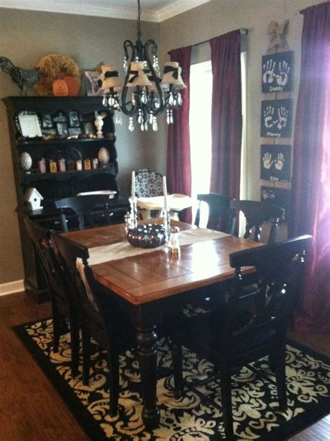 Country Dining Room Rugs Damask Black Kitchen Dining Room Rug Black Distressed
