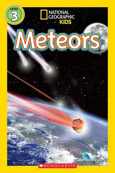 meteors national geographic readers national geographic kids reader meteors scholastic shop