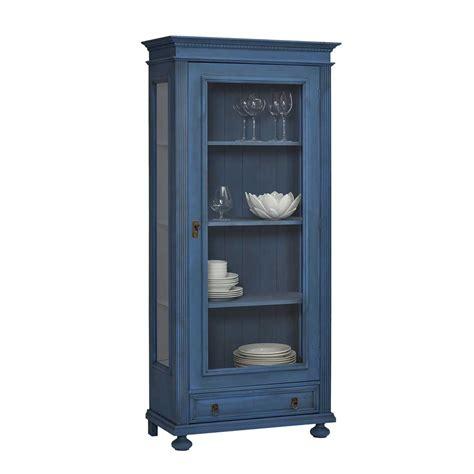 schrank esszimmer blau vitrinen und weitere schr 228 nke f 252 r esszimmer