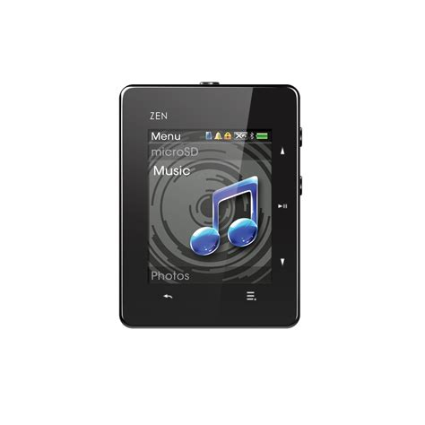 Creative Zen X Fi3 8gb Zwart Prijzen Tweakers