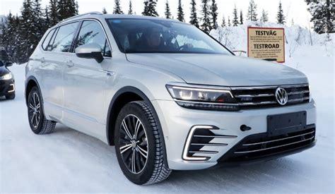 Volkswagen Tiguan Hybrid 2020 2020 vw tiguan hybrid changes specs engine review