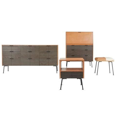 1950s bedroom furniture raymond loewy for mengel matching bedroom set circa