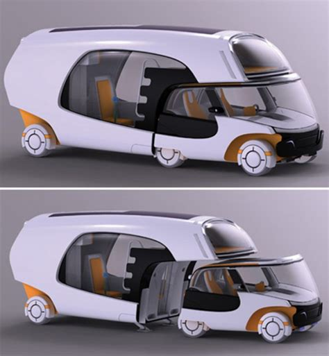 Smart Car & Camper Combined To Create Super Efficient RV   EarthTechling