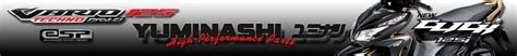 Piston Kit Vario 125 Fi yuminashi global official website yuminashi click 125i
