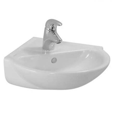 hand basins for bathrooms laufen pro c corner hand basin 35 x 35cm uk bathrooms