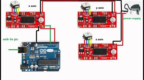 arduino cnc wiring diagram sony 16 pin wiring harness