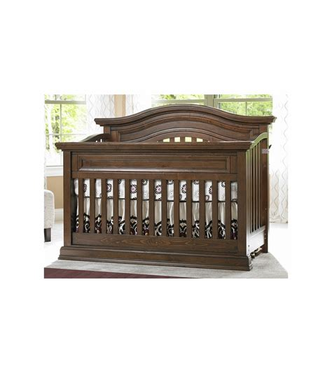 Bonavita Cribs Reviews by Bonavita Sheffield Lifestyle Crib In Walnut