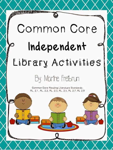 Taking The Kiddos To School by You Oughta About Library Time April Tales From A