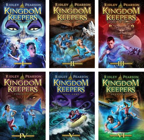 themes in kingdom keepers kingdom keepers book 7