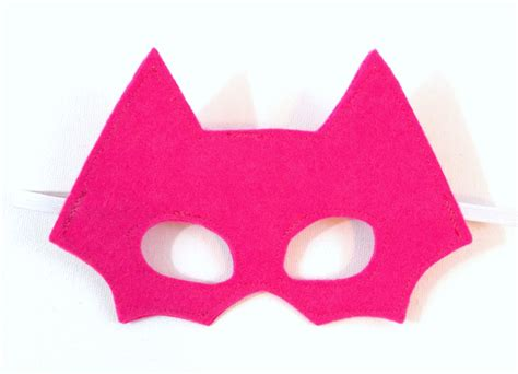 supergirl mask template bat mask bat pink mask mask
