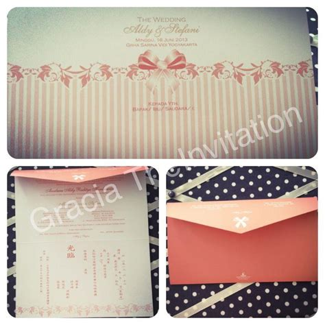 desain undangan pernikahan warna pink undangan desain unik design undangan pernikahan antique