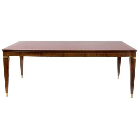 Modern Italian Dining Table Italian Mid Century Modern Dining Table Or Desk In The Style Of Paolo Buffa For Sale At 1stdibs