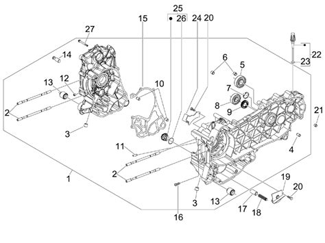 vespa motor diagram 19 wiring diagram images wiring