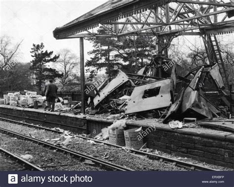 Trains From To Aberdeen Sleeper by Morpeth Rail Crash On 7 May 1969 A Northbound Sleeper