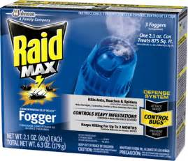 Raid Max Bed Bug And Flea Raid Max 174 Concentrated Deep Reach 162 Fogger Products