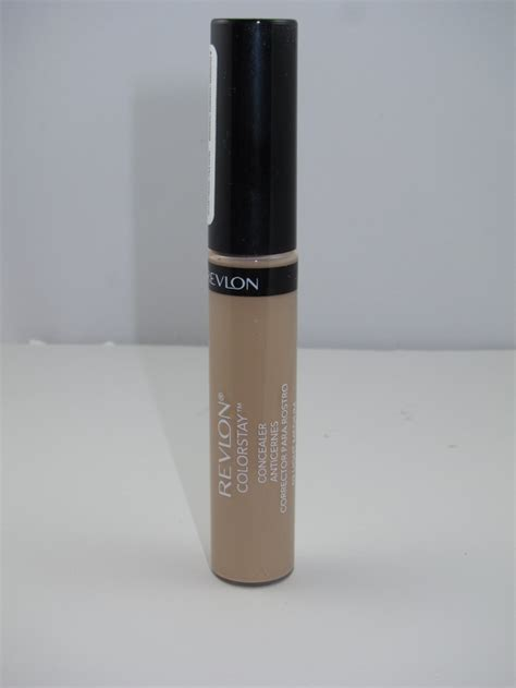 Revlon Colorstay Concealer revlon colorstay concealer 2013 review swatches