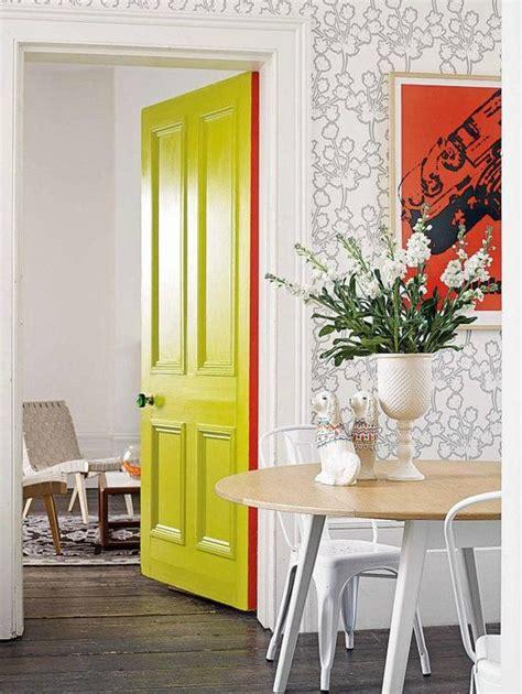 pintar las puertas de casa diy ideas para pintar y decorar las puertas de casa