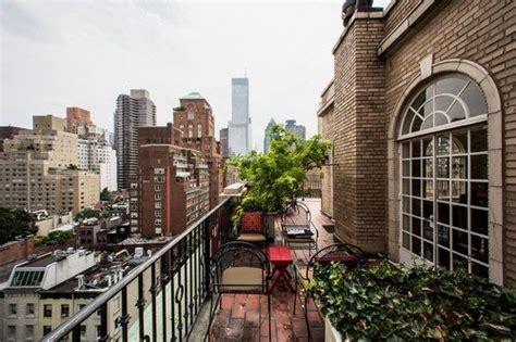 new york city appartment new york city apartment terrace porch veranda terrace