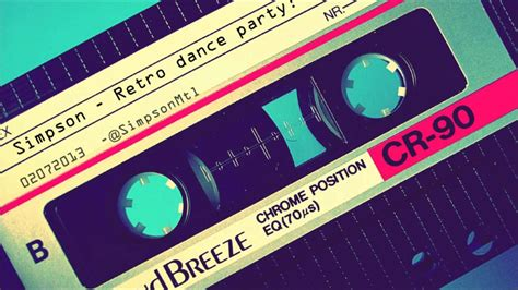 vintage dance party retro dance party dj mix nu disco jams youtube