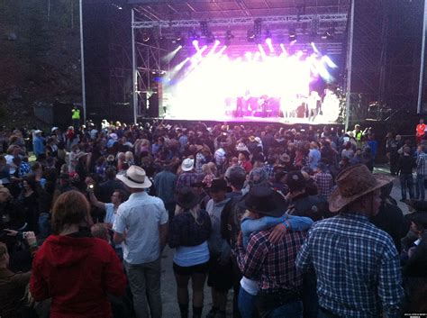 country music festival vinstra 2012 exploring the fjords of norway page 3 adventure rider