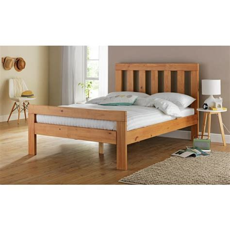 small double bedrooms buy collection chile small double bed frame oak stain at