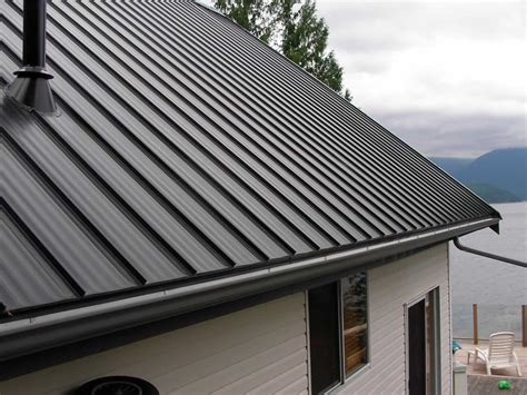 pictures of houses with metal roofs charcoal gray metal roof memes