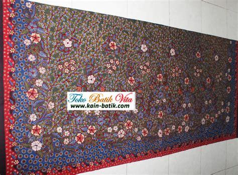 Kain Batik Asli Pamekasan Madura 7 batik tulis madura halus motif klasik kain batik murah