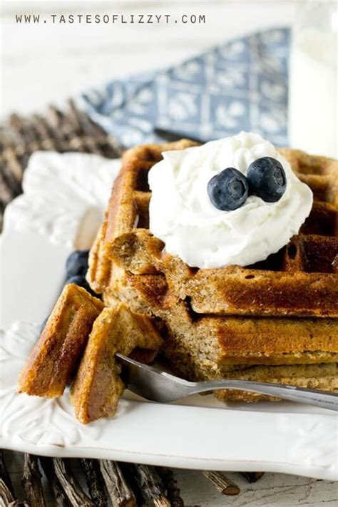 3 nutrients in whole grains whole grain waffles a hearty breakfast with healthy