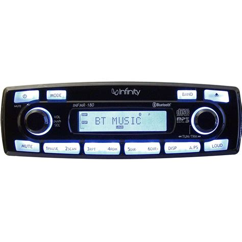 bt infiniti infinity infinity mr180 am fm cd bt stereo receiver 11