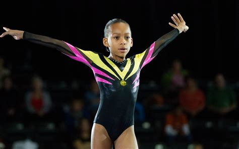 biography gabby douglas sydney mikayla her role as olympian gabby douglas in the