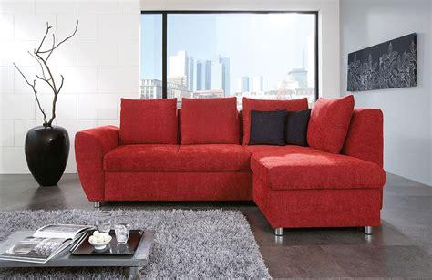 ottomane poco multiflexx poco ecksofa rot sofas couches kaufen