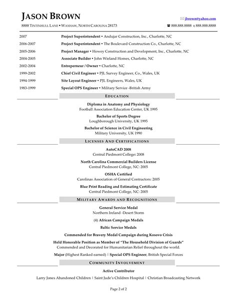 rutgers business school resume format 28 images sales