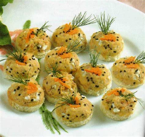 recettes de canap駸 photos canap 233 recette