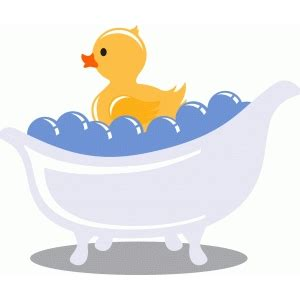Duck Bathtub by Silhouette Design Store View Design 54604 Rubber Duck