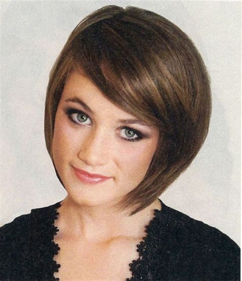 swing bob with side swept bangs 97 best hairstyles images on pinterest hair dos hair