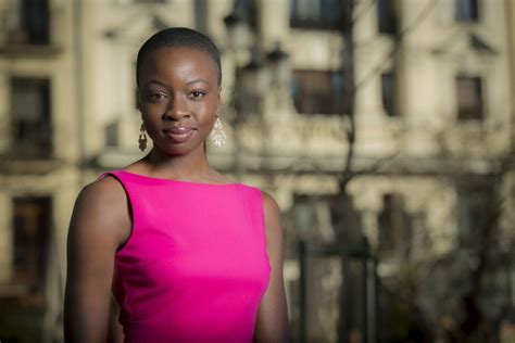 commercial actress dead walking dead role cuts deep for danai gurira the star