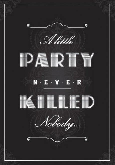 theme quotes of the great gatsby gatsby party invitation