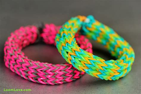 how to make loom bands with loom bands home