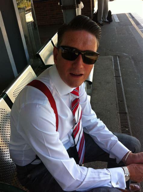 what hair styles suit braces top 166 ideas about suits suspenders on pinterest men