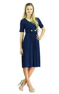 navy blue dress modest navy blue dress ejn dress