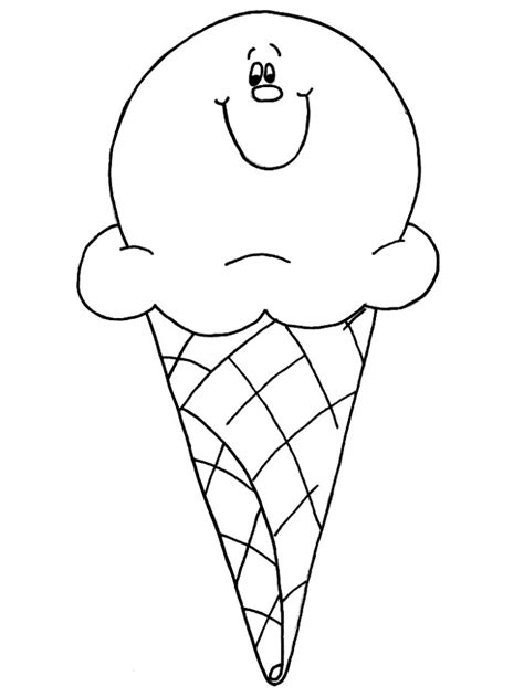 coloring pages with ice cream free coloring pages of i love ice cream