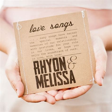 Cd Soundtrack Of Your best 25 cd wedding favors ideas on