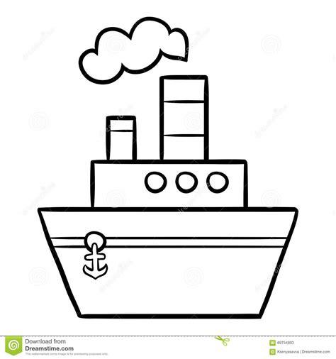 barco de vapor libros 6 años libro de colorear para los ni 241 os buque de vapor