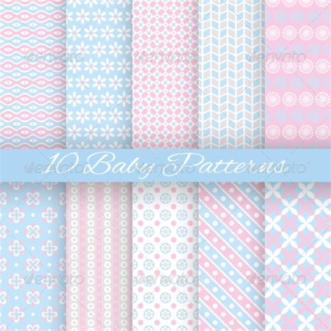 download pattern pastel baby pastel different seamless patterns by kannaa